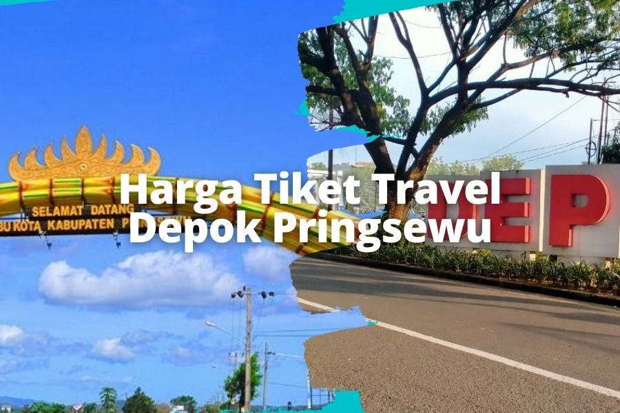 Harga Tiket Travel Depok Pringsewu