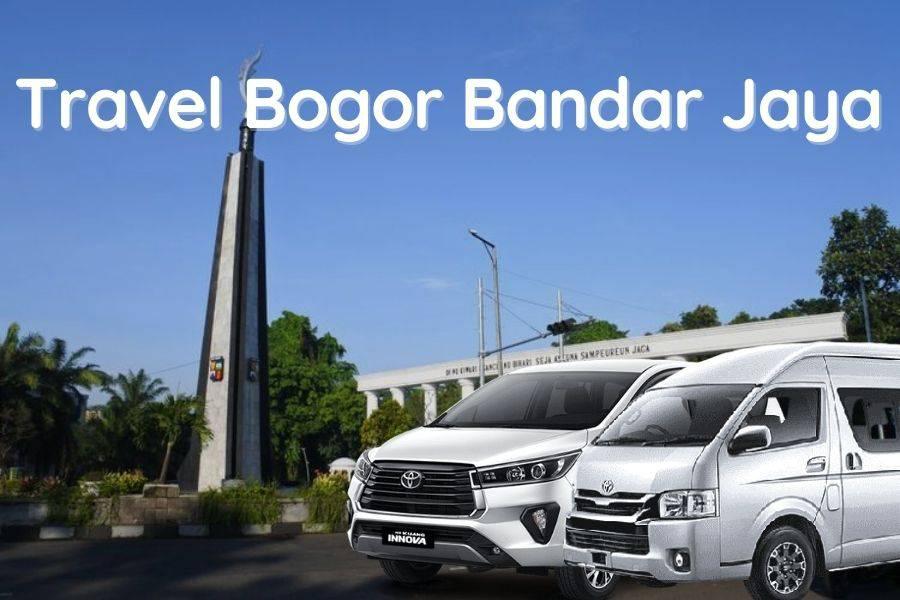 Travel Bogor Bandar Jaya