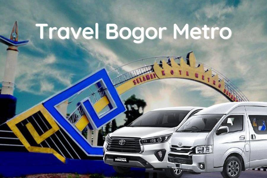 Travel Bogor Metro murah