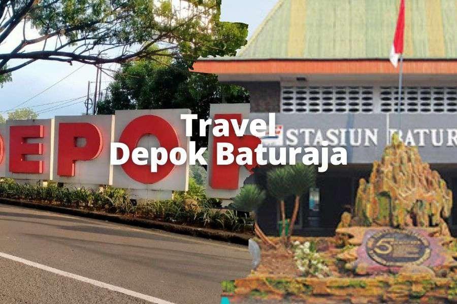 Travel Depok Baturaja