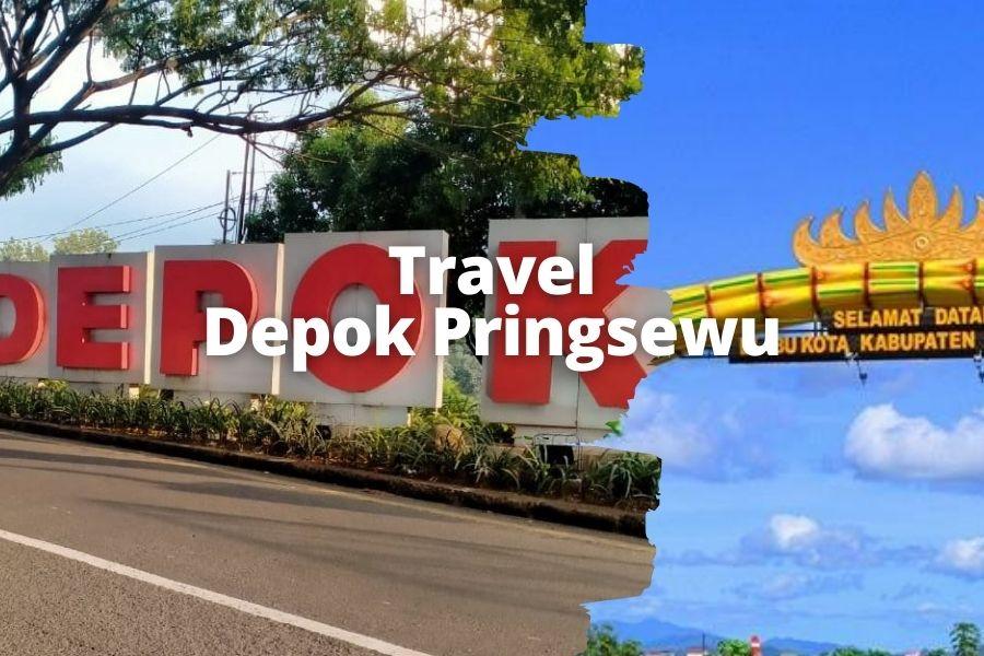 Travel Depok Pringsewu