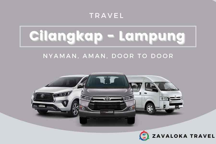 Travel Cilangkap ke Lampung