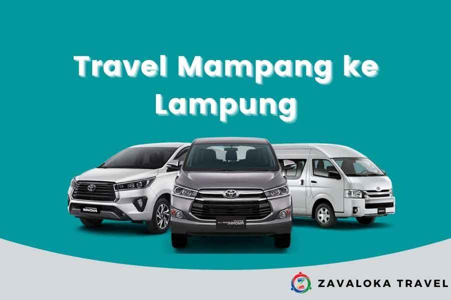 Travel Mampang ke Lampung