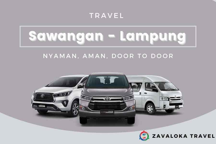 Travel Sawangan ke Lampung