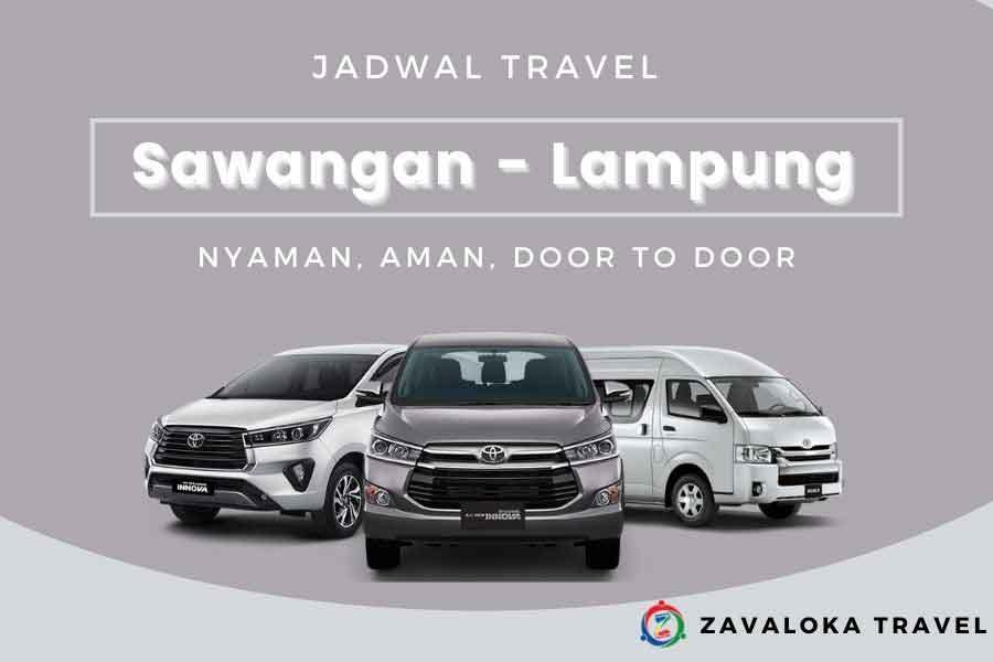jadwal Travel Sawangan ke Lampung