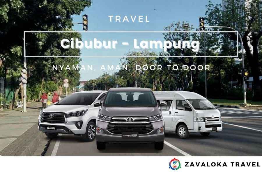 travel Cibubur ke Lampung