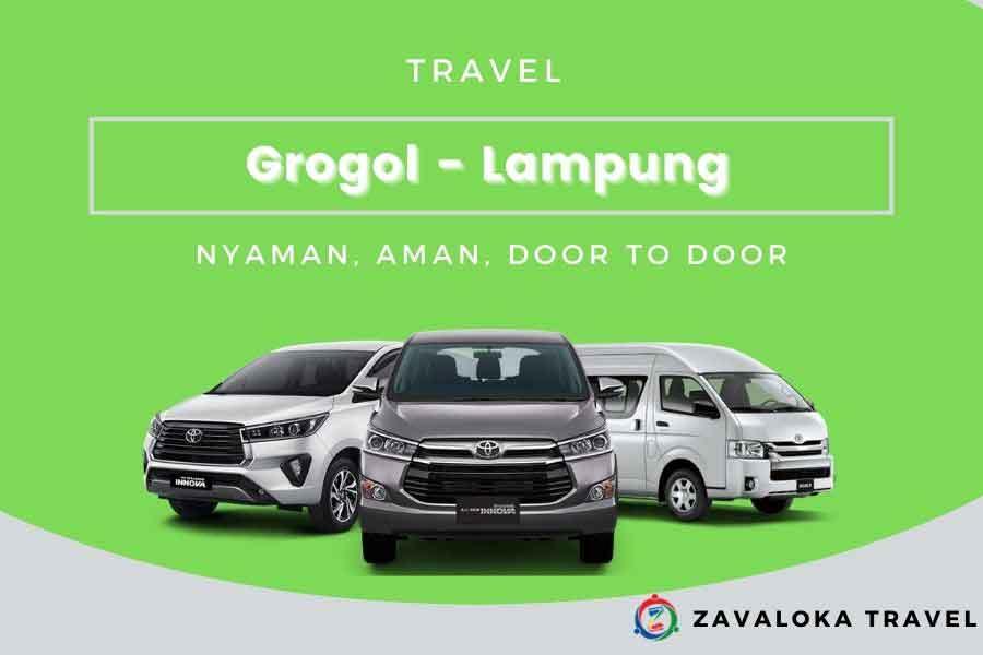 travel Grogol ke Lampung