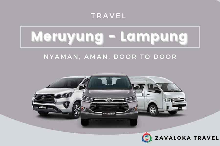 travel Meruyung ke Lampung
