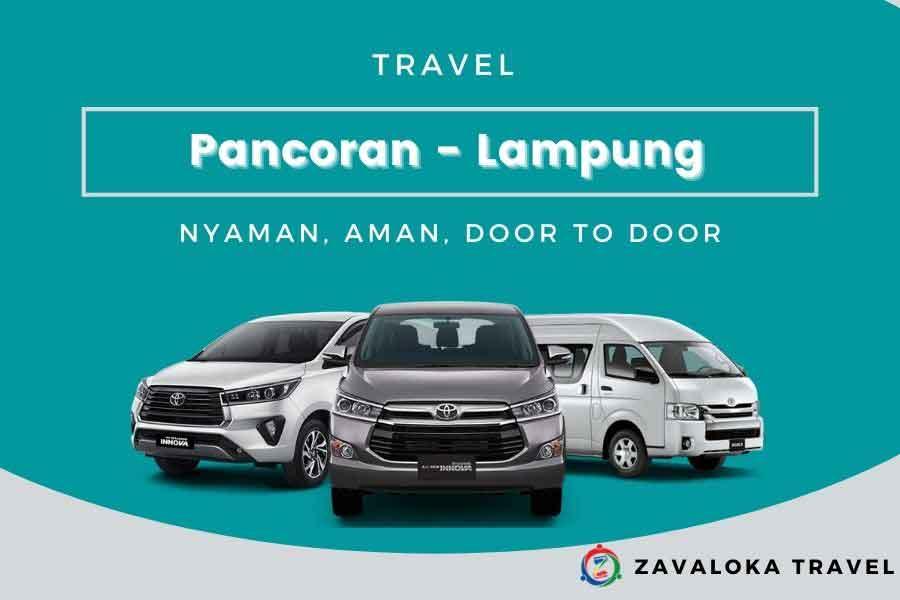 travel Pancoran ke Lampung