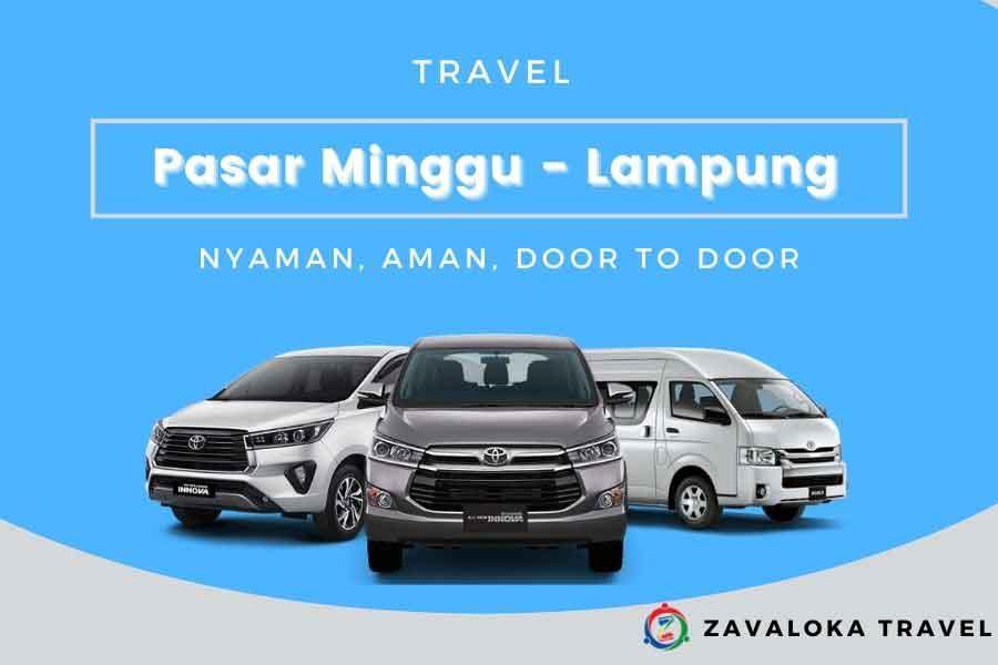 travel Pasar Minggu ke Lampung