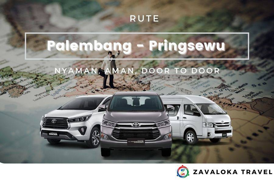 rute Palembang Pringsewu
