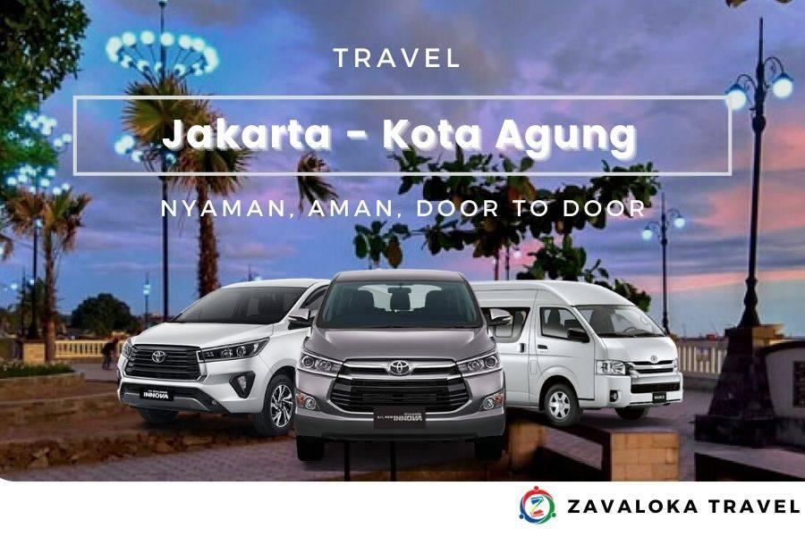 travel Jakarta Kota Agung