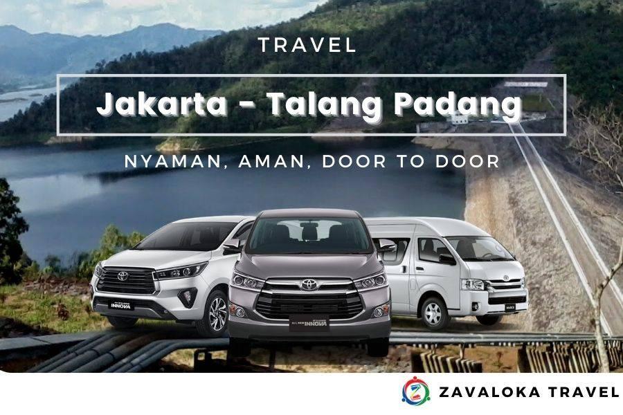 travel Jakarta Talang Padang