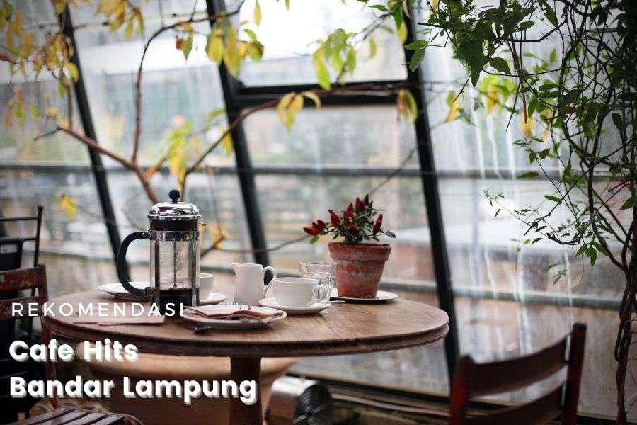 Cafe di Bandar Lampung yang hits