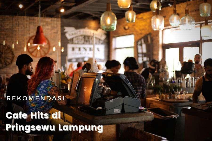 rekomendasi Cafe di pringsewu Lampung