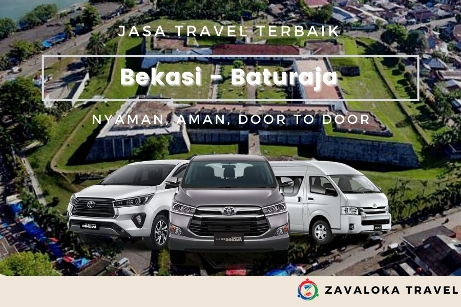 Travel Bekasi ke Baturaja