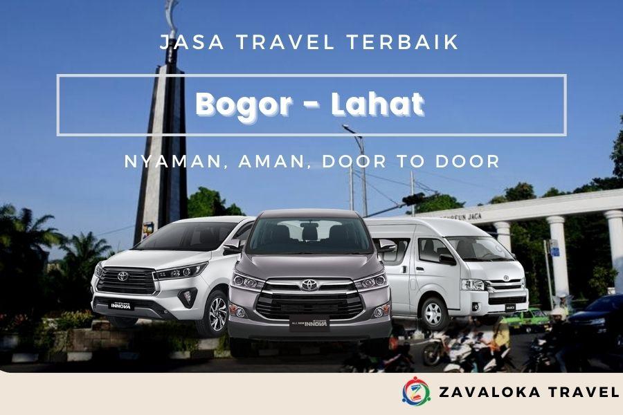 Travel Bogor ke lahat