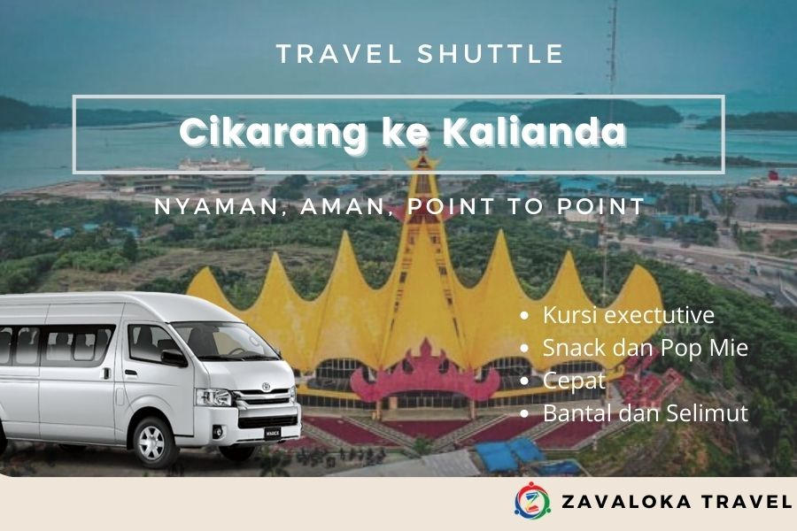 Travel Cikarang ke Kalianda