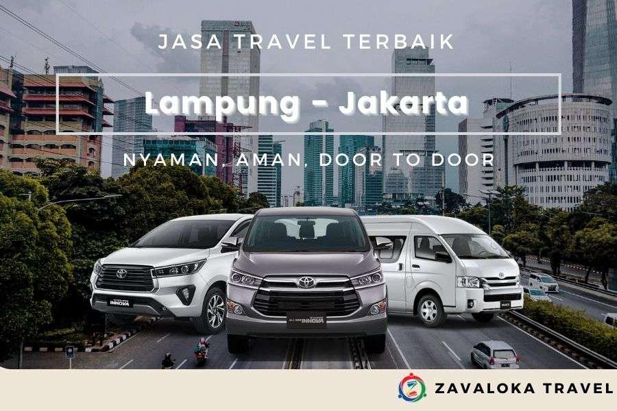 Travel Lampung Jakarta