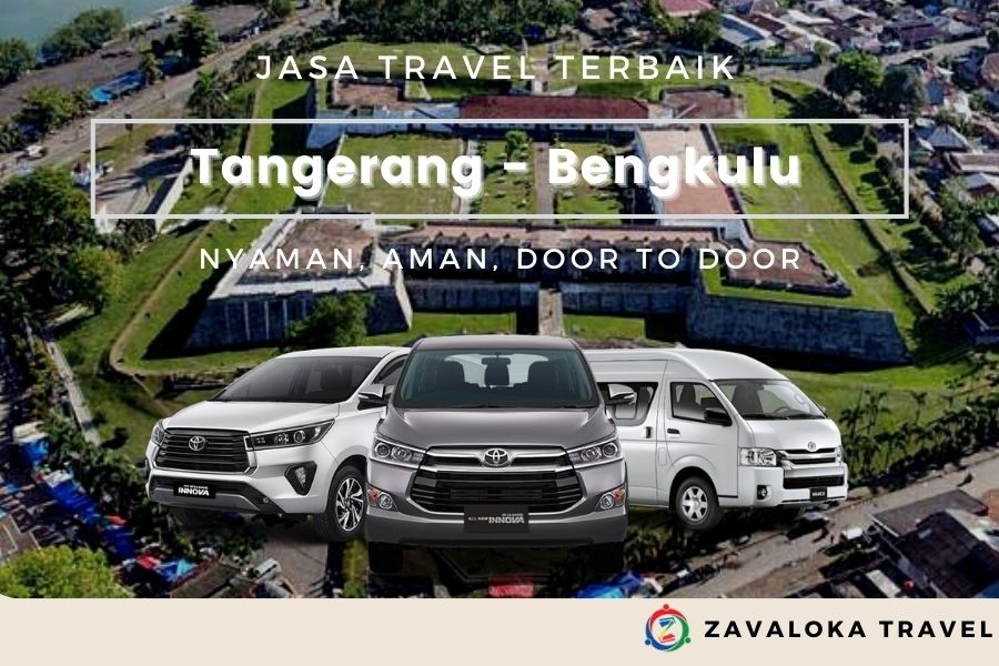 Travel Tangerang ke Bengkulu