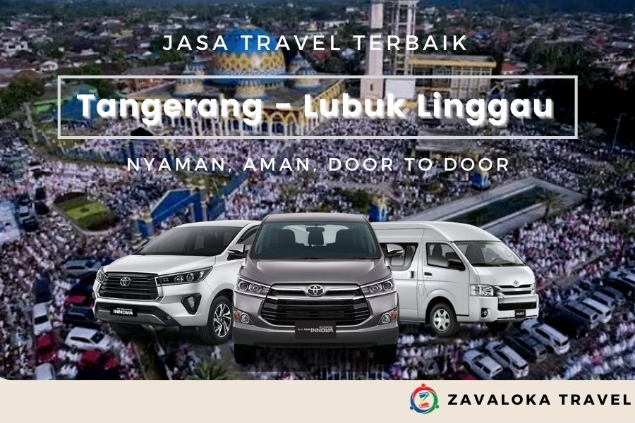Travel Tangerang ke lubuklinggau