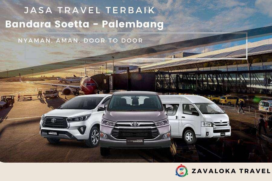 Travel Bandara Soetta Palembang